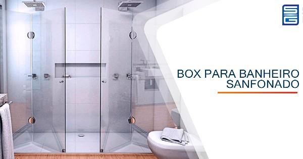 Box para Banheiro Sanfonado Votorantim